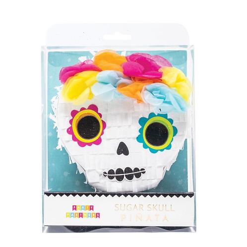 Sugar Skull Mini Pinata