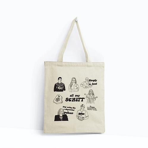 Schitt's Tote Bag