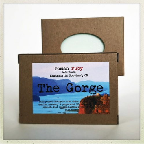 The Gorge Soap