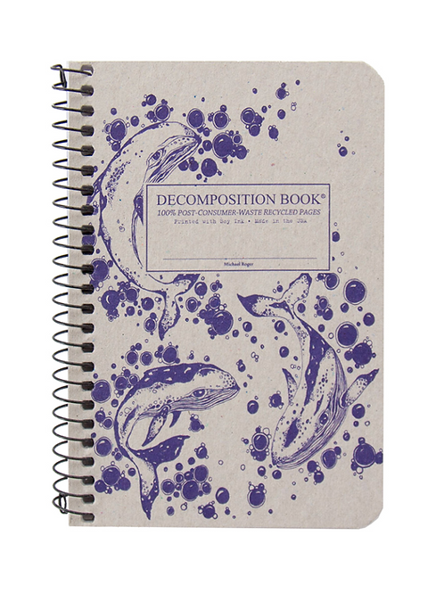 Large Spiral Decomposition Notebook