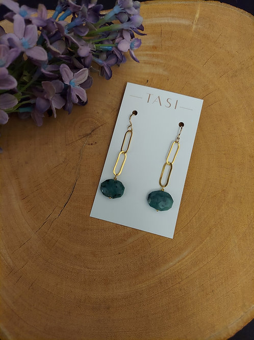 Madison Earrings Gold