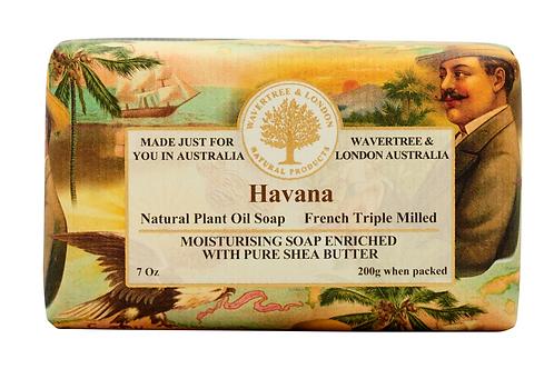 Havana Bar Soap