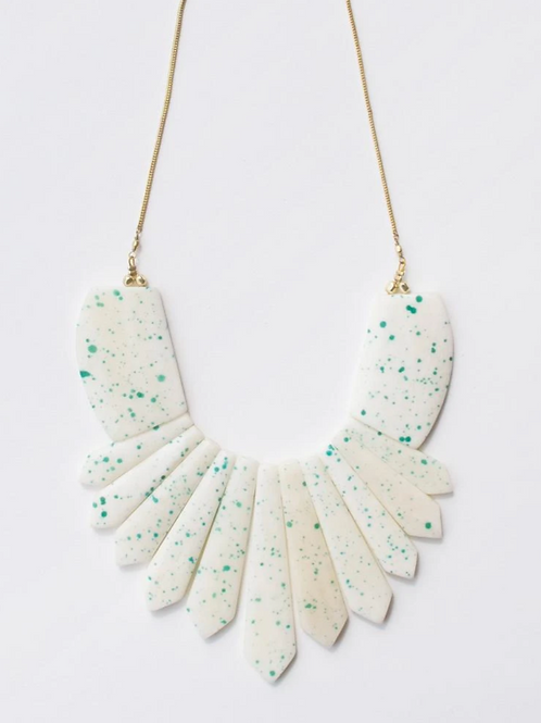 Seurat Speckle Necklace