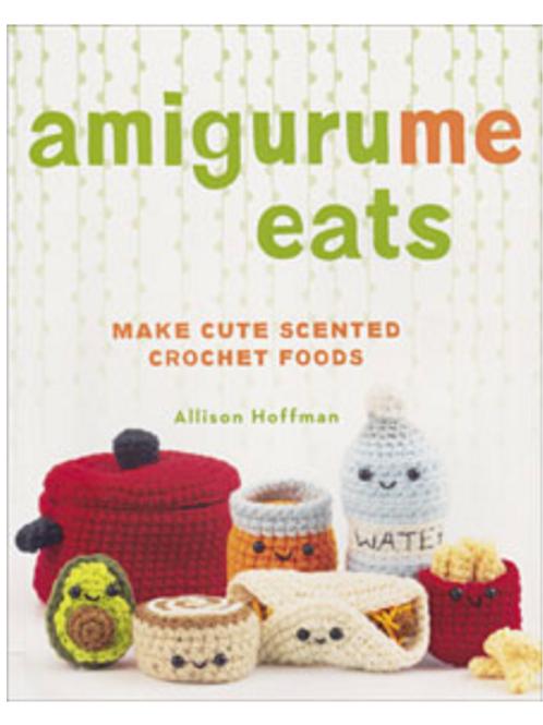 Amigurume Eats Book