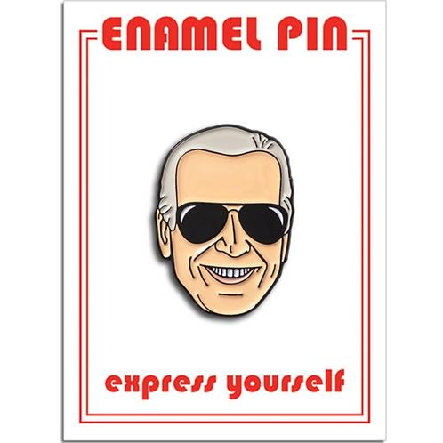 Biden Aviator Enamel Pin