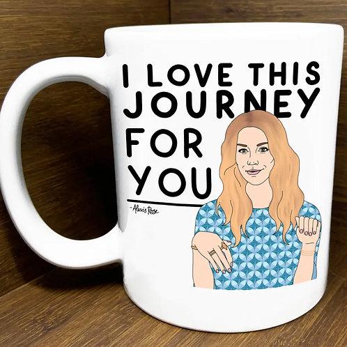 Schitt's Creek Alexis Journey Mug