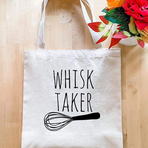 Whisk Taker Tote Bag