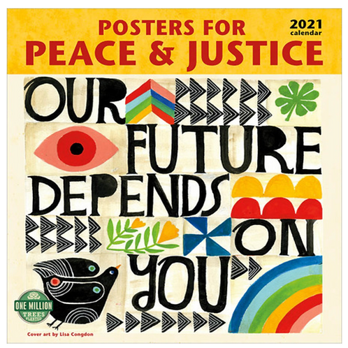 Posters For Peace & Justice 2021 Calendar