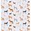 Thumbnail: Dog Days Dish Towel