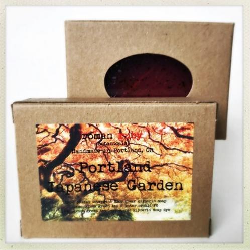 Japanese Garden Soap