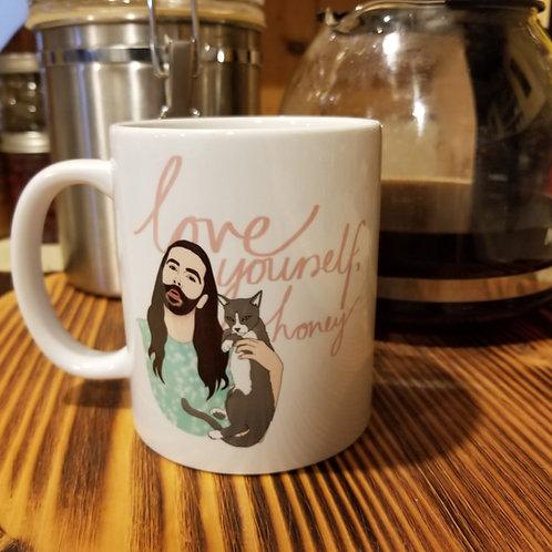 Love Yourself, Honey Mug