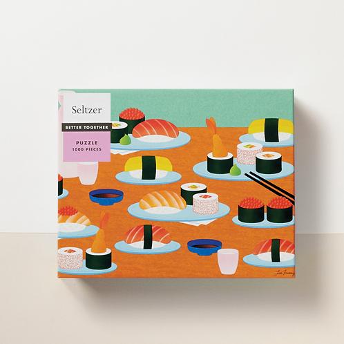 Sushi 1000 pc Puzzle