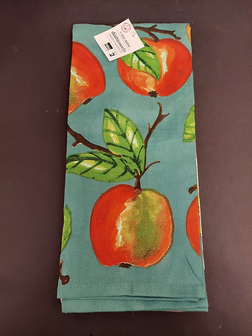 Apple Orchard Dish Towels