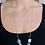 Thumbnail: Geoblock Beaded Necklace