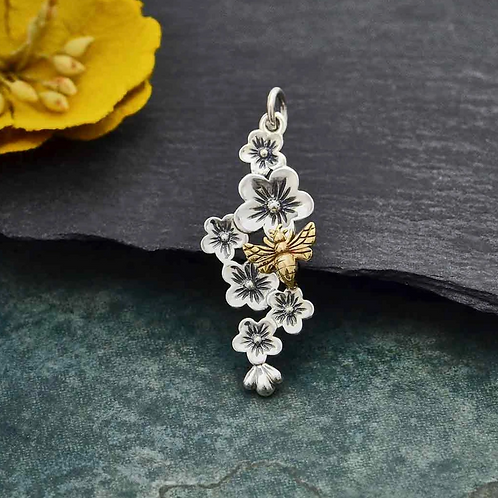 Blossom Cluster Necklace