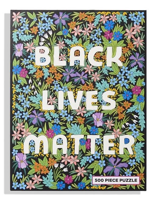 Black Lives Matter 500pc Puzzle