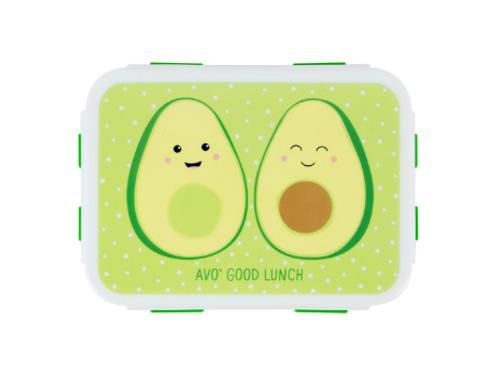 Happy Avo Lunch Box
