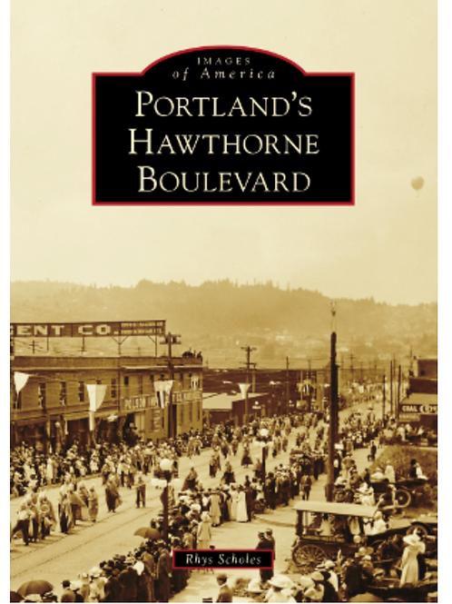 Portland's Hawthorne Boulevard Book