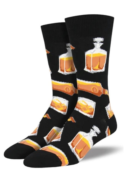 Whiskey Socks - Men's