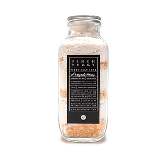 Renegade Honey Fizzy Salt Soak
