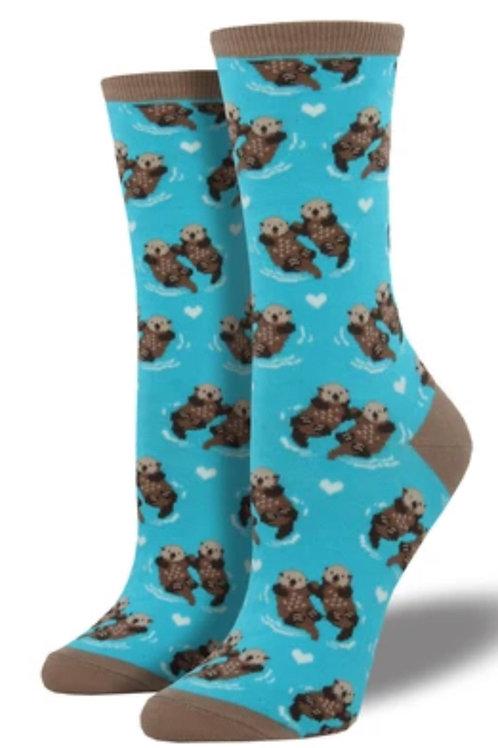 Otter Socks - Women's