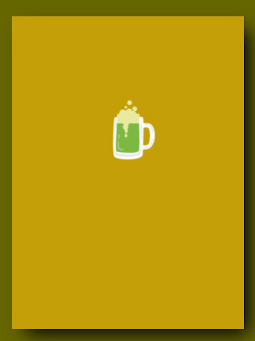 Cheers! St Patrick's Day Card