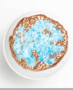 Geode Bath Bomb: Turquoise