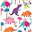 Thumbnail: Dino Party Gift Bag
