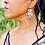 Thumbnail: Pollock Earrings Lavender Mist
