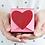 Thumbnail: Valentine Heart Favor Boxes