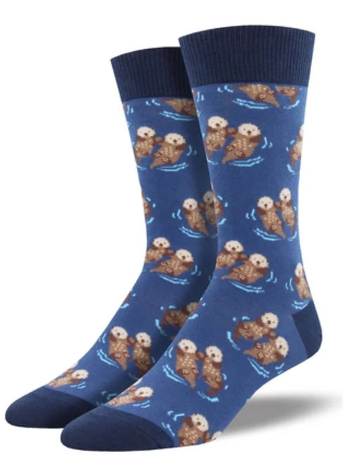 Otters Socks Men's