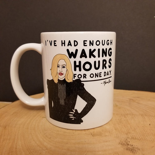 Schitt's Creek Moira Enough Mug