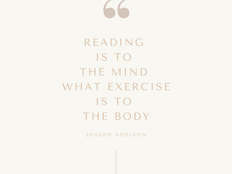 How can reading boost your overall health?