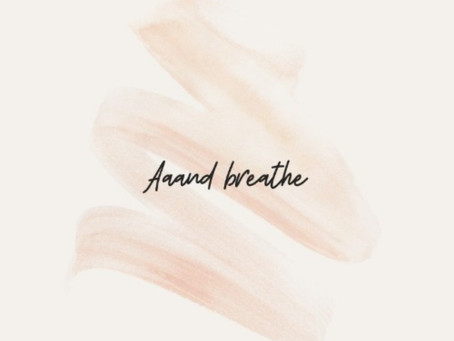 Aaand Breathe: Why We Could All Do With Breathing More Mindfully