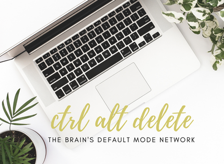 Ctrl Alt Delete: Presence & the brain's default mode network