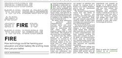 The Print Newspaper (QMUL)