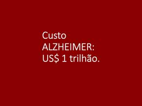 O alto custo do Alzheimer