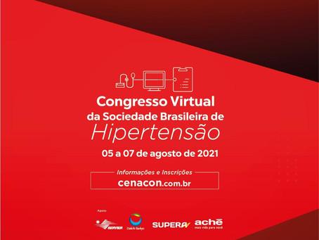 Congresso Virtual da Sociedade Brasileira de Hipertensão