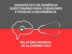 Pesquisa ADI sobre Demência
