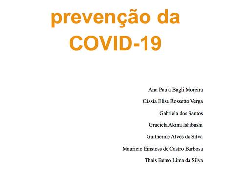 e-book: Envelhecimento, Saúde e Prevenção da COVID-19 (com exercícios cognitivos)