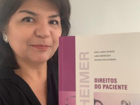 Fica pronto Livro 'Direitos do Paciente com Alzheimer'