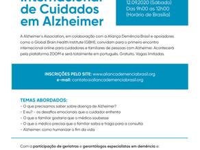 Encontro Internacional de Cuidados em Alzheimer (online)