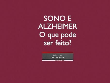 Cuidados com o sono na Doença de Alzheimer: o que pode ser feito?