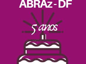 ABRAz-DF celebra 5 anos!