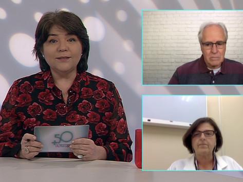 Novidades sobre Alzheimer: com Ricardo Nitrini e Sonia Brucki!