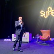 Luis Moraes, diretor do Supera