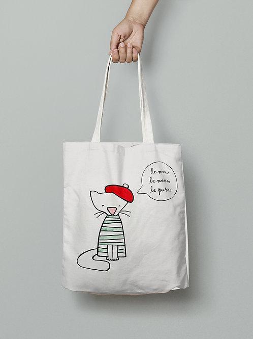 Le mew Tote Bag