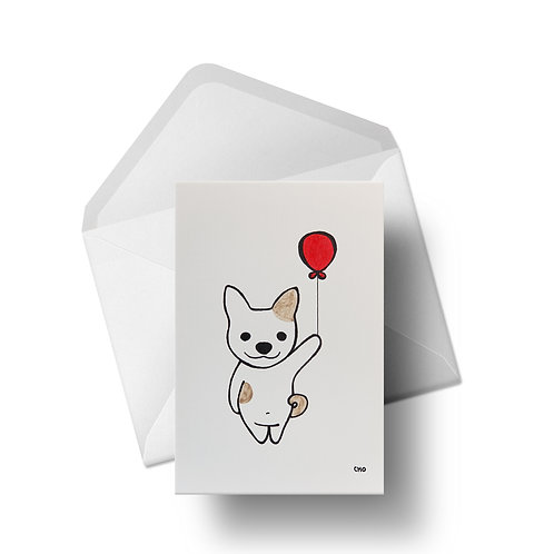 Puppy Love | Greeting Card
