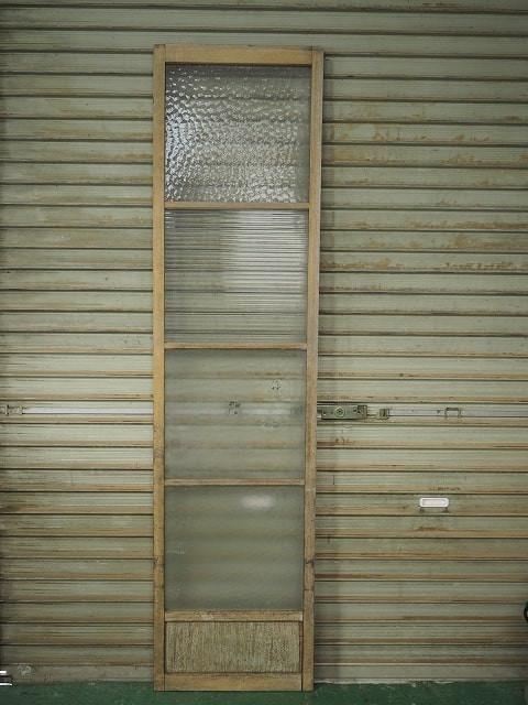 昭和に作られた木製建具