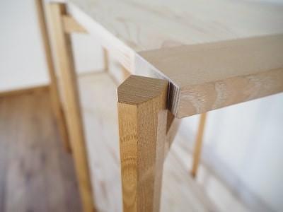 サルボー面(猿棒面、エテボー面)は和室の竿縁天井の化粧材に施す加工です。